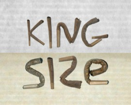 Papel King Size