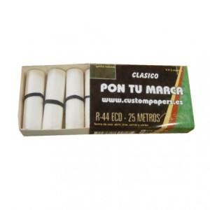 Customized smoking papers